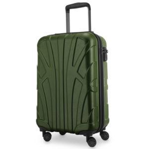 sehr leichtes Bordgepäck, passend für jede Airline
