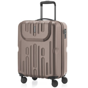 Business Trolley Koffer 54x39x23 cm mit Laptop Tasche