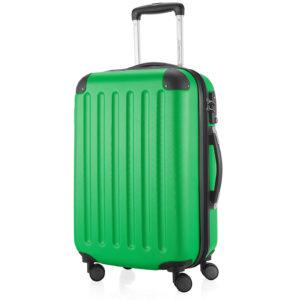 Bordgepäck Koffer 55x36x21 cm Apfelgrün