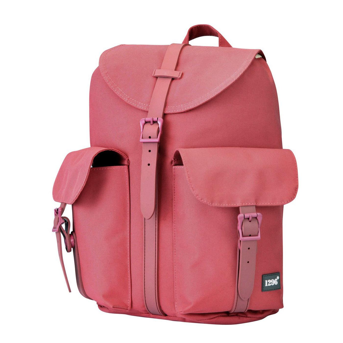 Damen Daypack in Korallrot